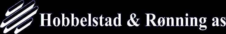 Hobbelstad & Rønning